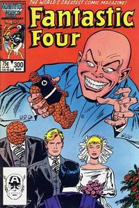 Cover Thumbnail for Fantastic Four (Marvel, 1961 series) #300 [Direct Edition]