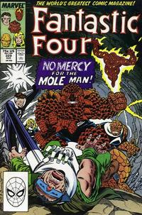 Cover Thumbnail for Fantastic Four (Marvel, 1961 series) #329 [Direct Edition]