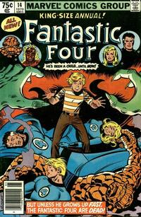 Cover Thumbnail for Fantastic Four Annual (Marvel, 1963 series) #14
