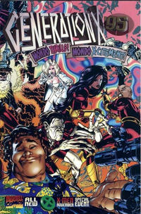 Cover Thumbnail for Generation X '95 (Marvel, 1995 series) #1