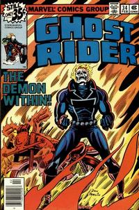 Cover Thumbnail for Ghost Rider (Marvel, 1973 series) #34