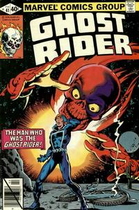 Cover Thumbnail for Ghost Rider (Marvel, 1973 series) #41
