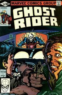 Cover Thumbnail for Ghost Rider (Marvel, 1973 series) #58 [Direct Edition]