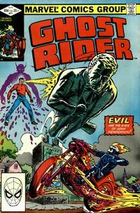 Cover Thumbnail for Ghost Rider (Marvel, 1973 series) #71 [Direct Edition]