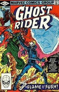 Cover Thumbnail for Ghost Rider (Marvel, 1973 series) #72 [Direct Edition]