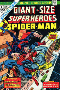 Cover Thumbnail for Giant-Size Super-Heroes (Marvel, 1974 series) #1