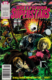 Cover Thumbnail for Hollywood Superstars (Marvel, 1990 series) #1