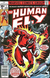 Cover Thumbnail for The Human Fly (Marvel, 1977 series) #1 [30 cent cover price]
