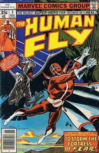 Cover Thumbnail for The Human Fly (Marvel, 1977 series) #3 [Regular Edition]