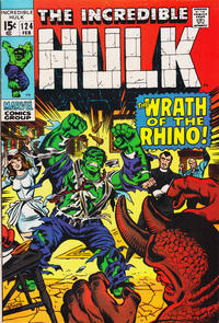 Cover Thumbnail for The Incredible Hulk (Marvel, 1968 series) #124