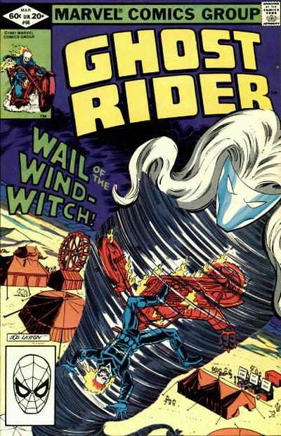 Cover for Ghost Rider (1973 series) #66