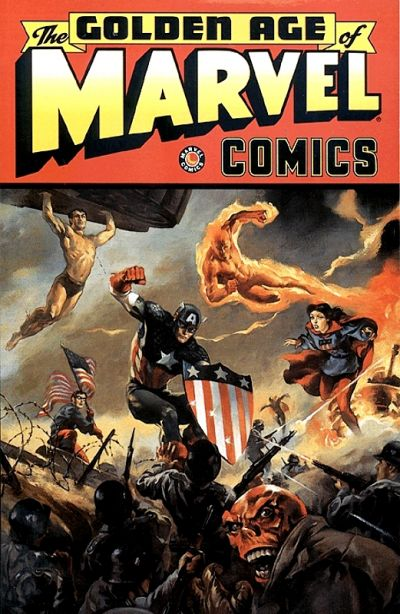 Cover for Golden Age of Marvel (Marvel, 1997 series) #[nn]