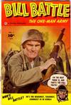 Cover for Bill Battle, the One Man Army (Fawcett, 1952 series) #1