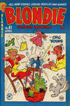 Cover for Blondie Comics Monthly (Harvey, 1950 series) #41