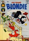 Cover for Blondie (Harvey, 1960 series) #150