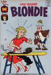 Cover for Blondie (Harvey, 1960 series) #152