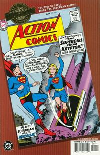 Cover Thumbnail for Millennium Edition: Action Comics 252 (DC, 2000 series)