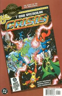 Cover Thumbnail for Millennium Edition: Crisis on Infinite Earths 1 (DC, 2000 series)