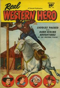 Cover Thumbnail for Real Western Hero (Fawcett, 1948 series) #73
