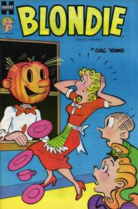 Cover Thumbnail for Blondie Comics Monthly (Harvey, 1950 series) #59