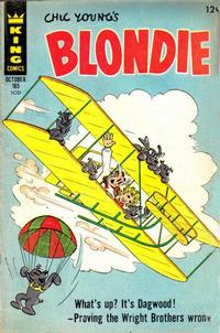Cover Thumbnail for Blondie (King Features, 1966 series) #165