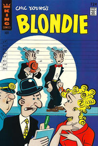 Cover Thumbnail for Blondie (King Features, 1966 series) #169