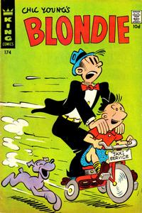 Cover Thumbnail for Blondie (King Features, 1966 series) #174
