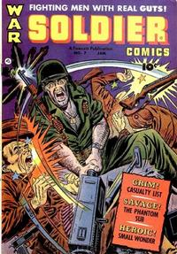 Cover Thumbnail for Soldier Comics (Fawcett, 1952 series) #7