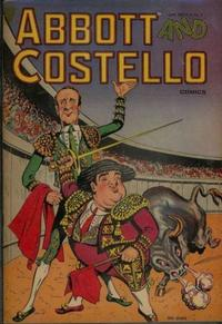 Cover Thumbnail for Abbott and Costello Comics (St. John, 1948 series) #5