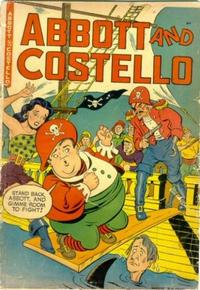 Cover Thumbnail for Abbott and Costello Comics (St. John, 1948 series) #8