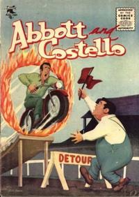 Cover Thumbnail for Abbott and Costello Comics (St. John, 1948 series) #31