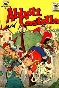 Cover Thumbnail for Abbott and Costello Comics (St. John, 1948 series) #34