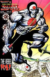 Cover Thumbnail for Secrets of the Valiant Universe (Acclaim / Valiant, 1994 series) #3