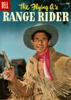 Cover for The Flying A's Range Rider (Dell, 1953 series) #15