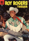 Cover for Roy Rogers and Trigger (Dell, 1955 series) #108