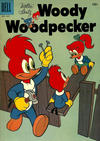 Cover for Walter Lantz Woody Woodpecker (Dell, 1952 series) #45