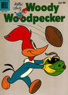 Cover for Walter Lantz Woody Woodpecker (Dell, 1952 series) #63