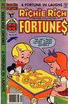 Cover for Richie Rich Fortunes (Harvey, 1971 series) #43