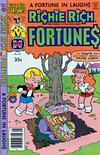 Cover for Richie Rich Fortunes (Harvey, 1971 series) #45