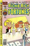 Cover for Richie Rich Fortunes (Harvey, 1971 series) #47