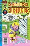 Cover for Richie Rich Fortunes (Harvey, 1971 series) #49