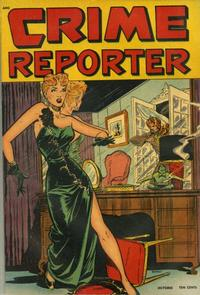 Cover Thumbnail for Crime Reporter (St. John, 1948 series) #3