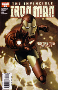 Cover Thumbnail for Iron Man (Marvel, 2005 series) #4