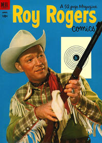 Cover Thumbnail for Roy Rogers Comics (Dell, 1948 series) #64