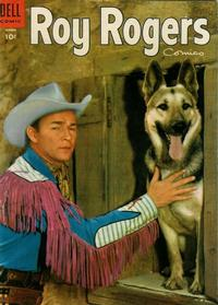 Cover Thumbnail for Roy Rogers Comics (Dell, 1948 series) #87