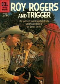 Cover Thumbnail for Roy Rogers and Trigger (Dell, 1955 series) #139