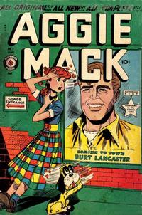 Cover Thumbnail for Aggie Mack (Superior Publishers Limited, 1948 series) #7