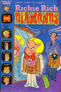 Cover Thumbnail for Richie Rich Diamonds (Harvey, 1972 series) #11