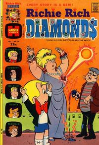Cover Thumbnail for Richie Rich Diamonds (Harvey, 1972 series) #14