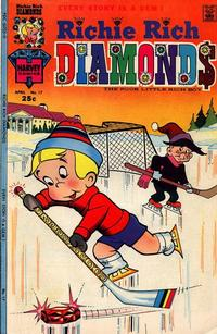 Cover Thumbnail for Richie Rich Diamonds (Harvey, 1972 series) #17